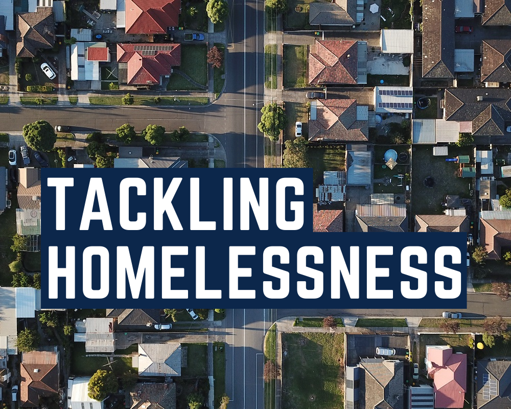 Tackling homelessness in Australia