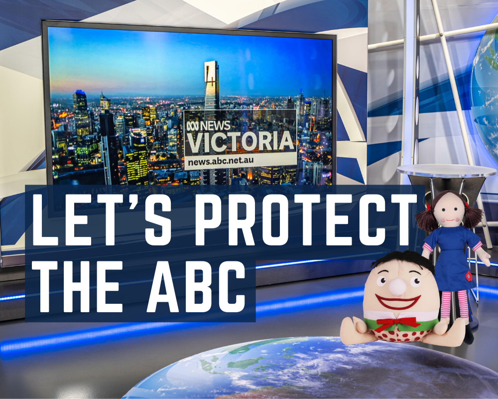 Let's protect the ABC